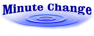minute change logo
